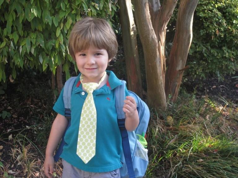 子供のリュックは人気のノースフェイス(スモールデイ)に決定!選定理由と機能を紹介。