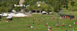 滝野すずらん公園こどもの谷へ!子供とお出かけ最強スポット|北海道