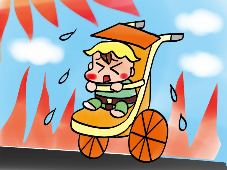赤ちゃんの熱中症対策グッズ6選!ベビーカーや車での移動を快適に。