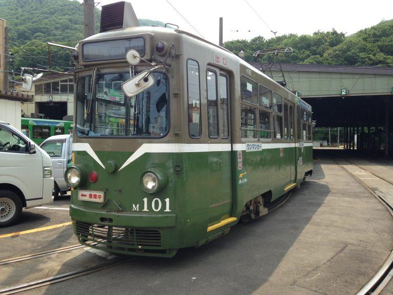 札幌市電車事業所を楽しむ!札幌市電 乗り放題の旅|前編