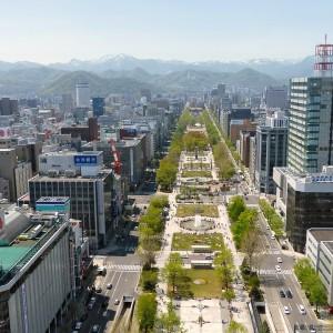 大通公園周辺の駐車場はここで決まり!札幌駅やすすきの周辺駐車場も紹介。