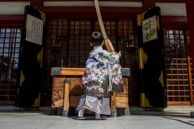 七五三 北海道は時期が早い!予約はいる?道内神社一覧と写真館情報