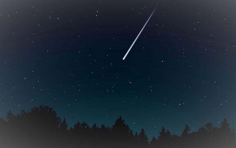 ふたご座流星群2018年のピーク時間と方角。観測場所は入念に!