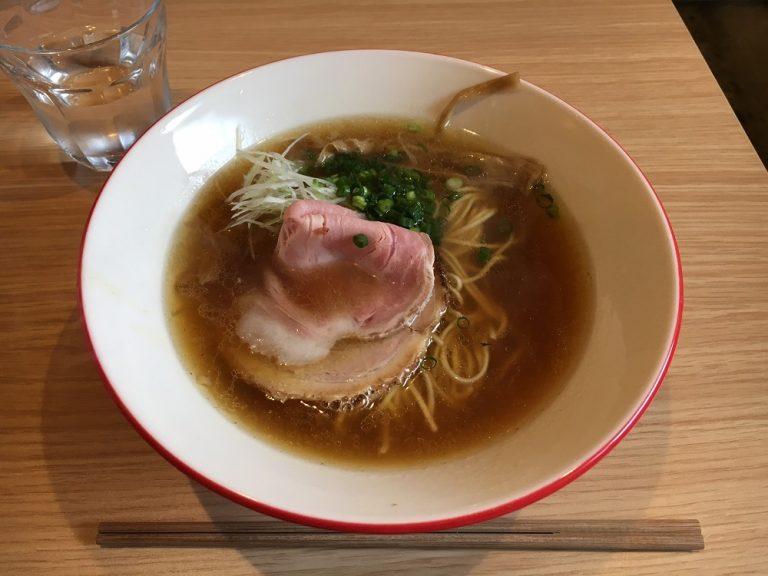 mari iida(マリイイダ)話題のフレンチ系ラーメンを堪能!札幌白石
