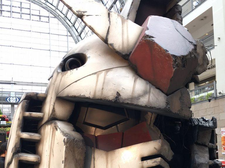 ガンダムワールド2017見てきたよ!札幌ファクトリーイベント限定ガンプラも