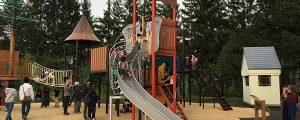 円山動物園の遊具広場(まるっぱ)で遊ぶ!園内はリニューアルで楽しみが広がる