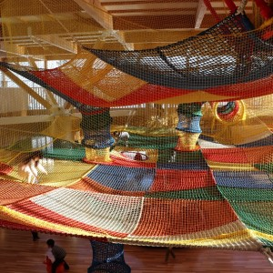 北海道有数の室内遊び場「ちっくる」を満喫!秩父別は子育て支援や福祉医療が充実