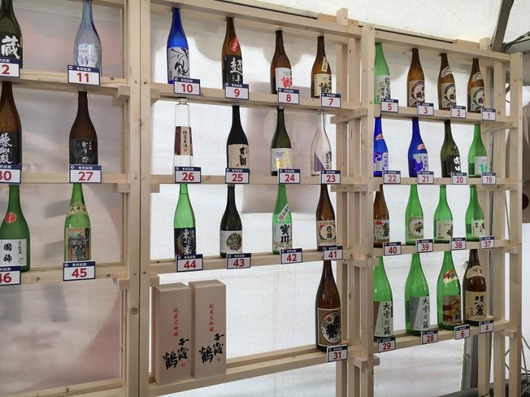 狸二条酒まつり2018創成川公園でまったり北海道の銘酒とグルメを楽しもう!