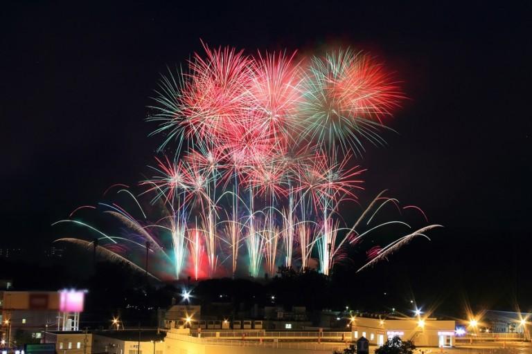 2018年札幌近郊の花火大会 日程まとめたよ!今年はどの花火見に行く!