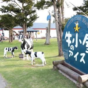 牛小屋のアイスは子連れにおすすめ!と言うか行くべき!いや、神!北海道由仁町