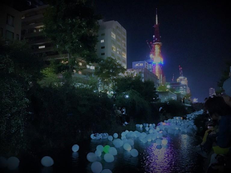 創成川キャンドルストリーム2018見どころと混雑予想。プレゼントもあるぞ!