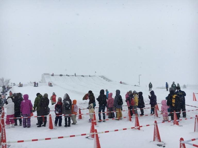 混雑・吹雪でもさっぽろ雪まつり「つどーむ会場」へ行く理由。