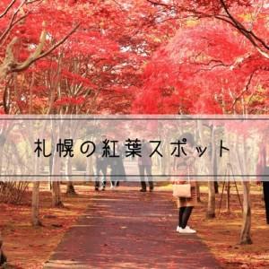 札幌の紅葉スポット8選!見頃時期には混雑しますが必見です!